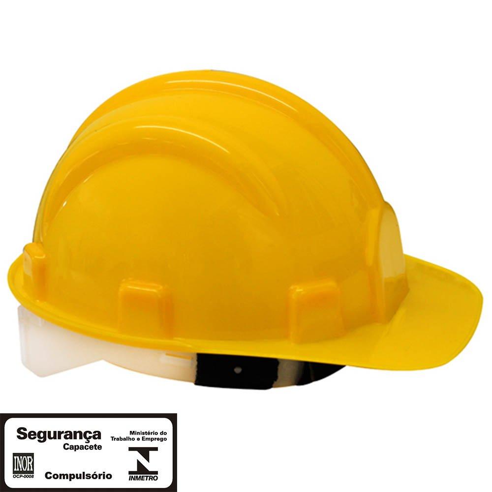 1af45cab1df55 Capacete de segurança - unidade - Zontalimp Distribuidora